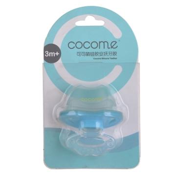 可可萌硅胶安抚牙胶 CC-5202