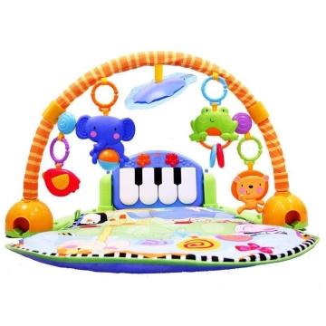 风火轮 FisherPrice欢乐成长脚踏钢琴健身器 0-18个月 W2621