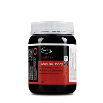 【澳洲进口 国内发货】Comvita 麦卢卡蜂蜜5+ 1000克 美白祛斑