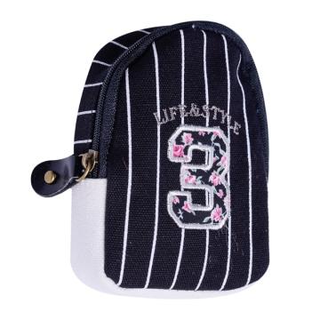 蓝果LG-5510/海魂风2-卷笔袋+蓝果LG-5657/花样23号-背包式零钱包