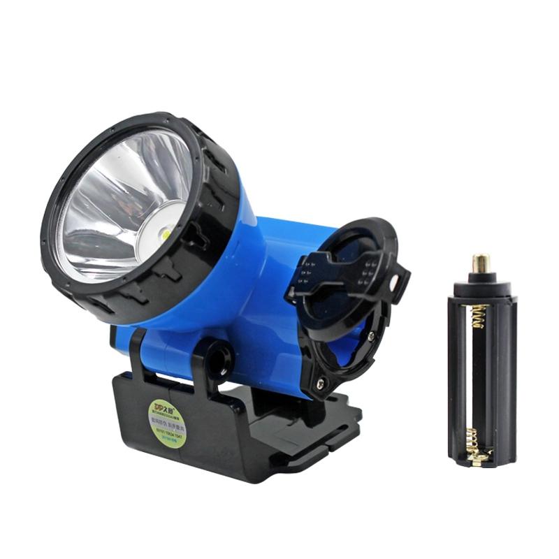 久量led-7067 充电式大功率锂电头灯 矿灯 久量应急灯