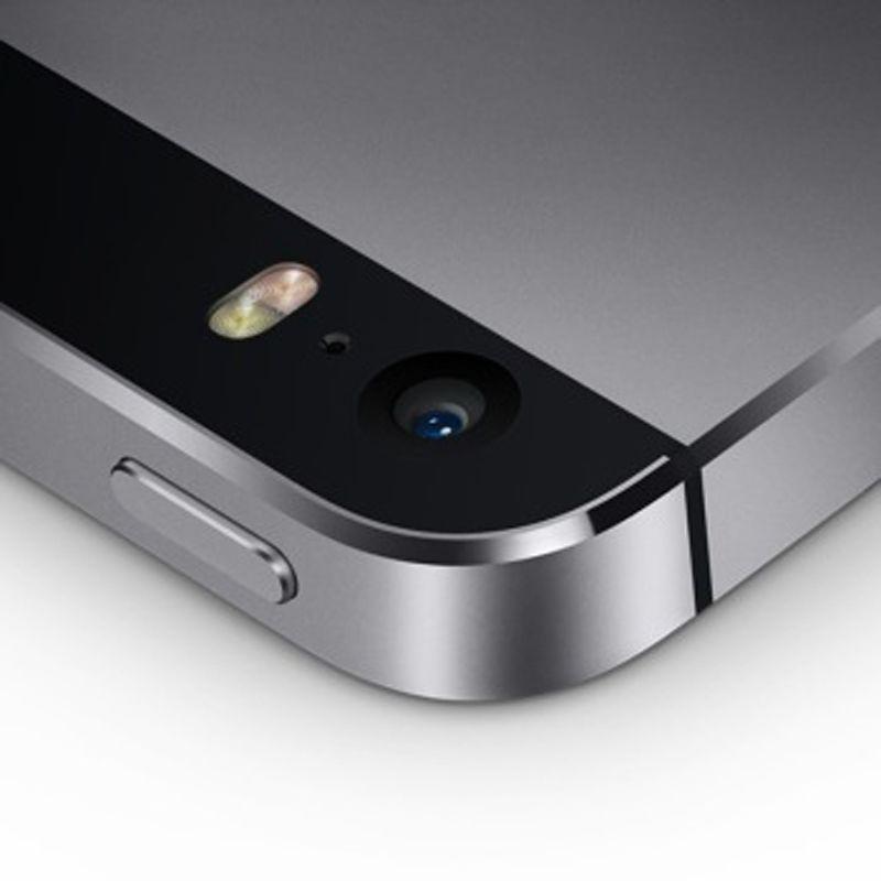 苹果手机 iphone5s 主屏4