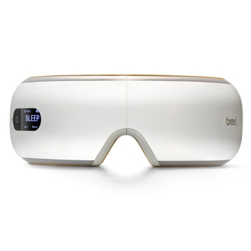 Breo 倍轻松 眼部按摩器isee4智能按摩眼镜眼保仪眼轻松眼部按摩仪护眼仪