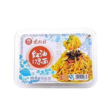 南街村 鲜湿面   方便速食  休闲美味 红油味 248g/盒