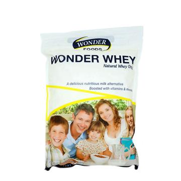 澳洲Wonder Foods乳清蛋白粉 1kg
