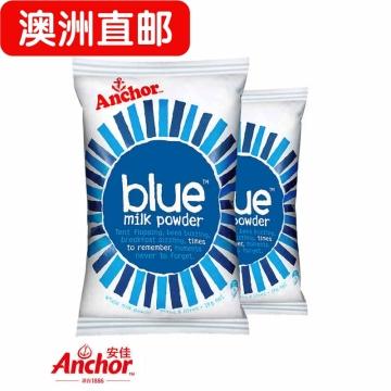 【澳洲直邮】Anchor/安佳成人奶粉全脂奶粉 1*6袋一箱 包邮