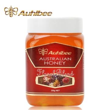 Auhibee 澳碧 百花蜂蜜 250g