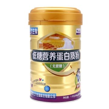 时健 低糖营养蛋白质粉 1000g