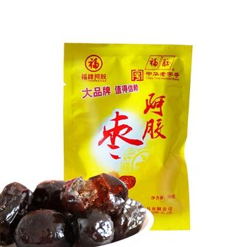 福牌 阿胶枣3000g(50g*60袋)