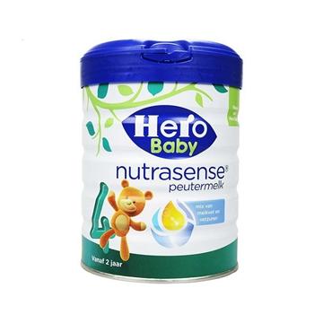 【保税区发货】荷兰美素白金版4段奶粉700g 2罐包邮