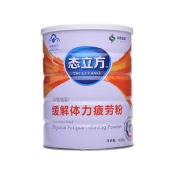 【健保通】中食营科 缓解体力疲劳粉 450g*1罐