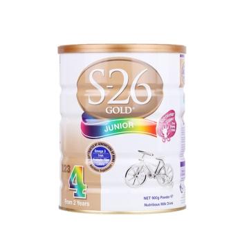 [澳洲直邮]新西兰S-26惠氏金婴幼儿奶粉4段(2周岁以上)900g/罐*2