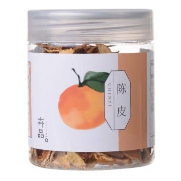 陈皮 卉品塑瓶60g 云南