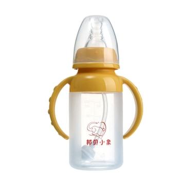 邦贝小象 标口硅胶奶瓶 新生儿宝宝婴儿奶瓶 防胀气奶瓶 母婴用品