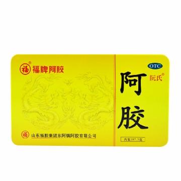 福牌 阿胶 187.5g(62.5g*3块)