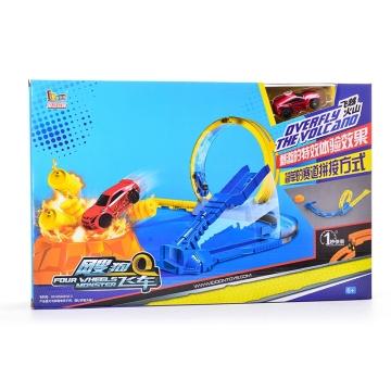 爱动玩具 飕狗飞车玩具系列(63005)益智玩具组合系列 寓教于乐