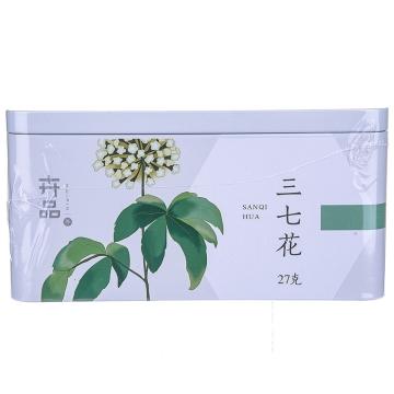 【健保通】三七花 卉品铁盒27g(1.5g*18袋) 云南