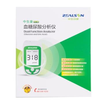 中生康血糖尿酸分析仪 GU-1型