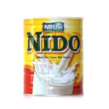荷兰雀巢Nestle全脂Nido 成人学生孕妇高钙奶粉 400g*2罐