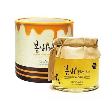 韩国Papa recipe 春雨蜂蜜布丁果冻面霜睡眠面膜 135ml(2瓶)