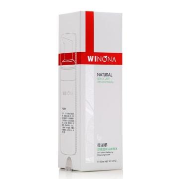 薇诺娜舒缓控油洁面泡沫_150ml*1瓶 舒缓皮肤 温和清洁 控油保湿 收缩毛孔