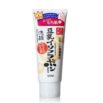日本SANA/莎娜 豆乳美肌洁面乳 洗面奶 150g