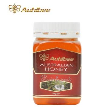 Auhibee 澳碧 澳洲原装 澳洲雨林 蜂蜜 500g