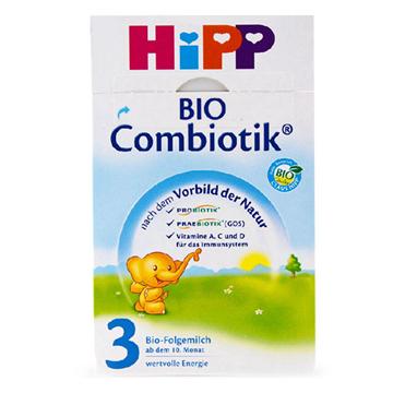 德国喜宝Hipp BIO益生菌奶粉3段 600g*2