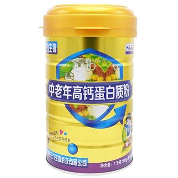时健 中老年高钙蛋白质粉 1000g