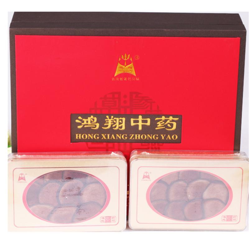 【瀚银通、健保通】鸿翔 鹿茸片 血片双格礼盒60g(2盒) 吉林