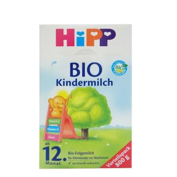 【海外直采 国内发货】HIPP/喜宝 有机奶粉4段 800g*2 包邮