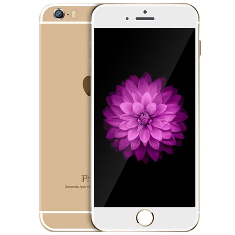 苹果手机 iphone6plus 16g主屏5.5英寸 双核 全网通 金色