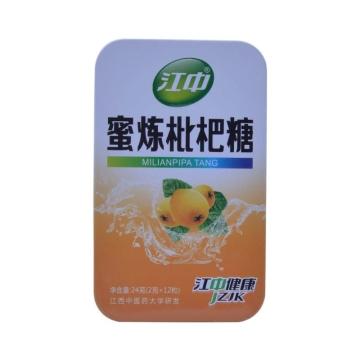 江中 蜜炼枇杷糖 2g*12粒