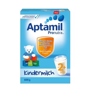 【保税区直发】Aptamil/德国爱他美 奶粉2+段 600g*2 包邮