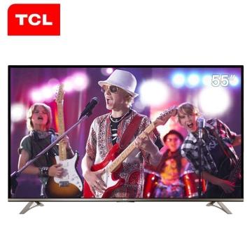TCL L55E5800A-UD 55英寸超高清4K 智能 LED液晶电视