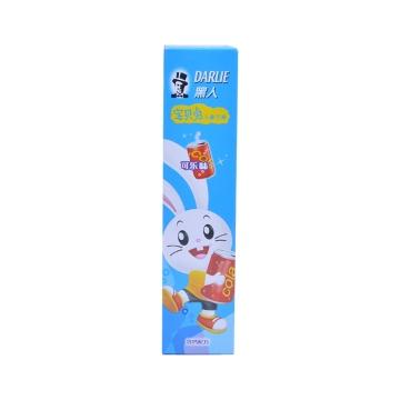 黑人牙膏 牙膏宝贝兔儿童牙膏(可乐味) 40g*1支