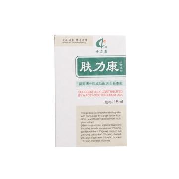 奇力康肤力康抗菌洗剂 15ml*1瓶