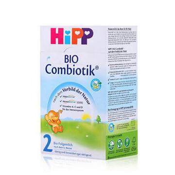 德国喜宝Hipp BIO益生菌奶粉2段 600g*2