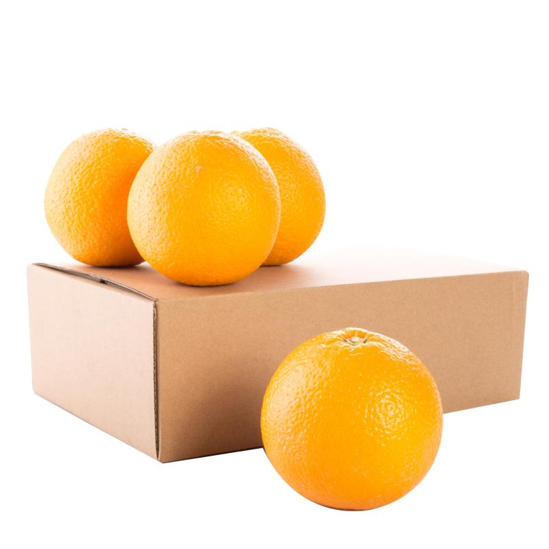 进口水果 南非橙 进口南非橙 新鲜水果 甜橙 净果重2kg/件 包邮