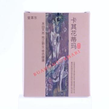 东革堂卡其花蒂玛2.5*20袋 是一种生长在东南亚热带雨林中常见的草药 搭配冰糖蜂蜜