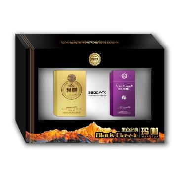 好利兰德 黑色经典礼盒(45g装+40g玫瑰装)