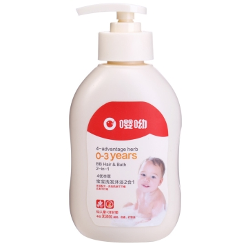 宝宝洗发沐浴2合1 220ml