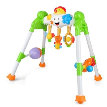 美致 模型春天宝宝苹果健身架 6M+ 儿童多功能牙胶健身器 宝宝0-1岁