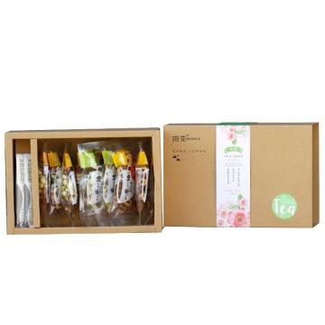 斑花-花茶集合(绿盒装)131g