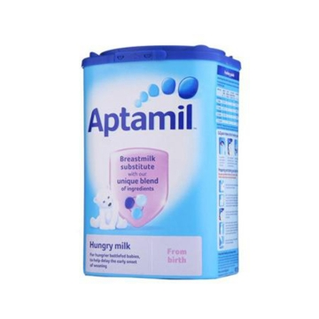 英国原装进口 爱他美Aptamil 饥饿型奶粉 0-12月使用 900g*6罐