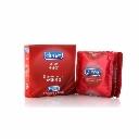 【健保通】杜蕾斯情迷装天然胶乳橡胶避孕套 52mm*3只