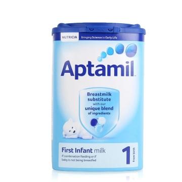 【保税区直发】Aptamil/英国爱他美 婴儿奶粉1段 900g*2