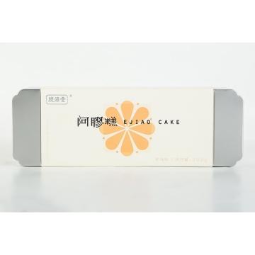 【胶源堂】玫瑰味 即食阿胶糕  300g 铁盒 东阿东盛阿胶产品