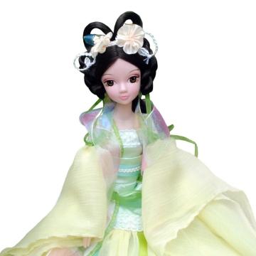 可儿 娃娃茉莉仙子 古装芭比娃娃古典中国神话传说 关节体 9081