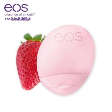 【加拿大直邮】美国Eos伊欧诗粉红莓果香型 滋润补水保湿护手霜 44ml